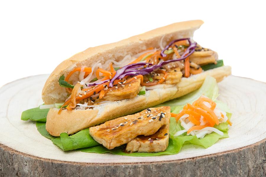 Bánh Mì Chay – Vital